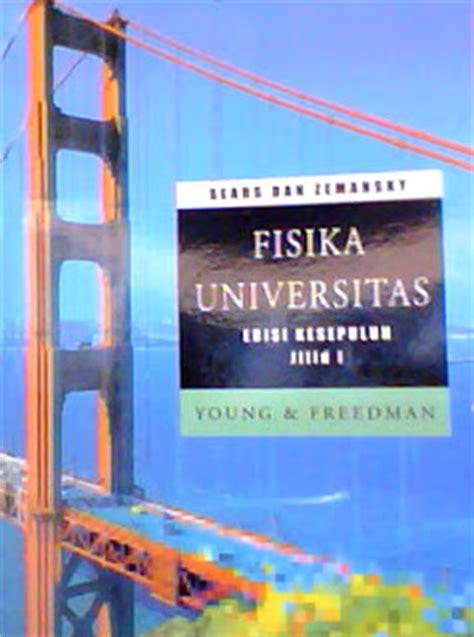 Buku Fisika Jl 1 Ed 5 toko buku nobi book store kimia fisika