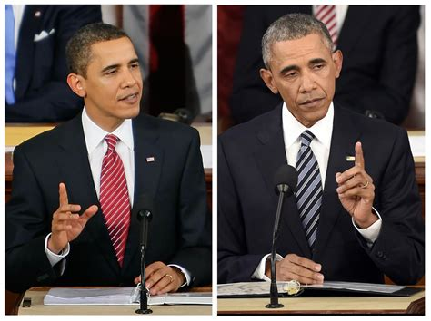 biography of barack obama before presidency barack obama pictures show how us president has aged since