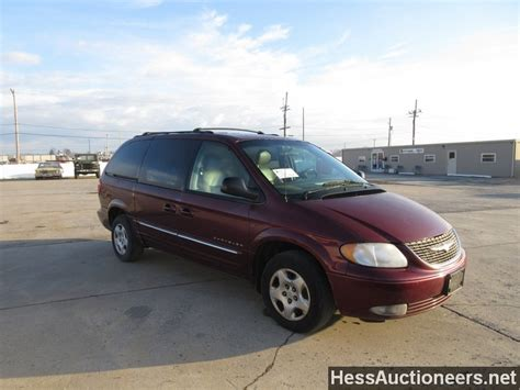 Chrysler Town And Country Mini by Used 2001 Chrysler Town And Country Mini For Sale In