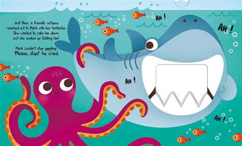 baby shark book shark bite book by little bee books beatrice