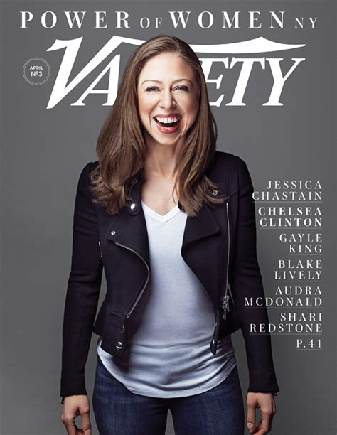 chelsea clinton chelsea clinton on activism sexism and her mother hillary