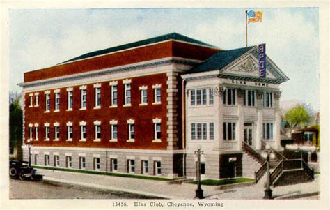 Cheyenne Post Office by Postcards From Laramie County Wyoming
