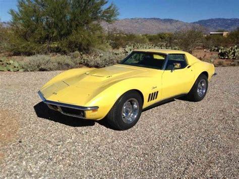 how do cars engines work 1975 chevrolet corvette free book repair manuals 1969 chevrolet corvette stingray for sale classiccars com cc 849230