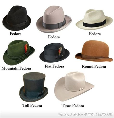 types of hats so i searched types of hats with names on google tumblr