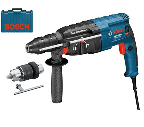 Bor Bosch Gbh 2 24 bosch gbh 2 24 df sds rotary hammer with qcc in carry powertool world