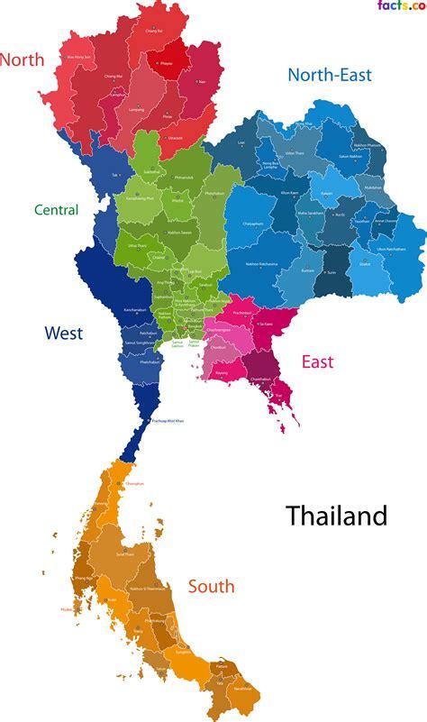 map thailand thailand map threeblindants