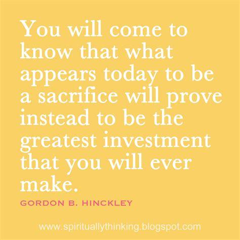 0045 sacrifices you should make to become a real estate true love sacrifice quotes quotesgram