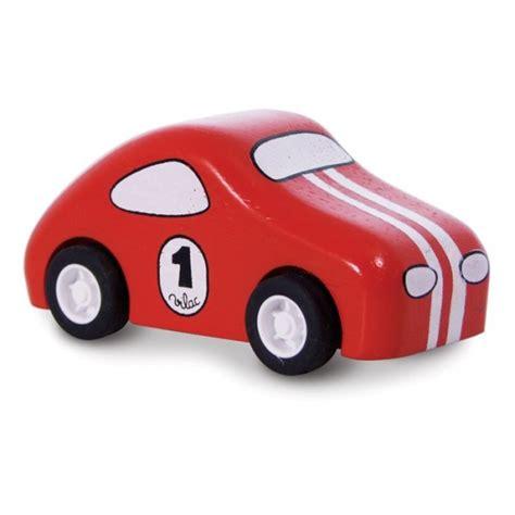Speelgoed auto pull back rood vilac