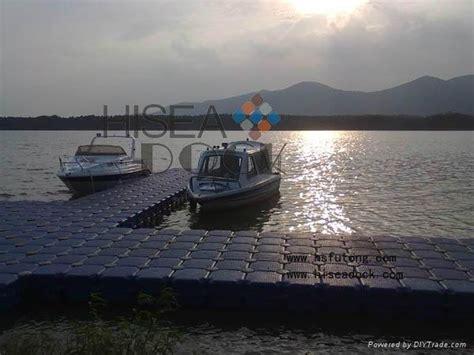 floating boat dock manufacturers plastic floating docks hisea china manufacturer
