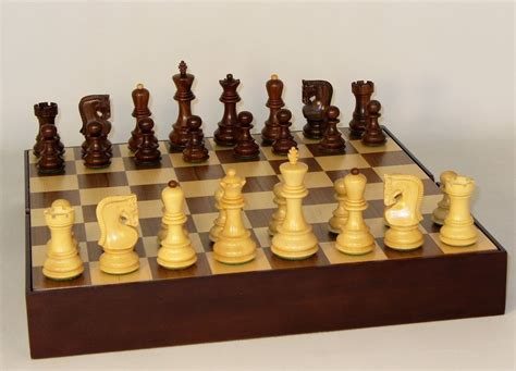 russian chess set ebay russian chess pieces on walnut maple board with