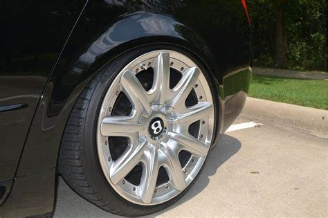 bentley mulliner wheels 19 quot bentley continental gt mulliner 2 piece wheels no