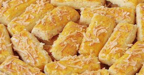 Healthy Snack Cookies Rasa Keju resep kue kastengel keju http www resepmakanan id 2014 06 resep kue kastengel keju renyah