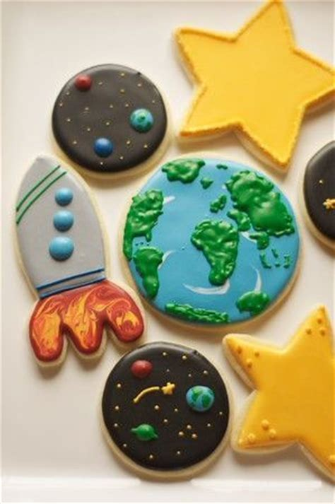 Planet Cookies 17 best images about space and aliens on spaceships aliens and solar system cake