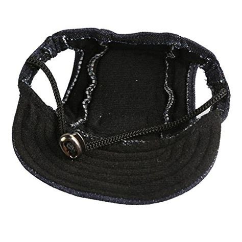 puppy baseball hat easywin pet outdoor accessories elastic chin puppy