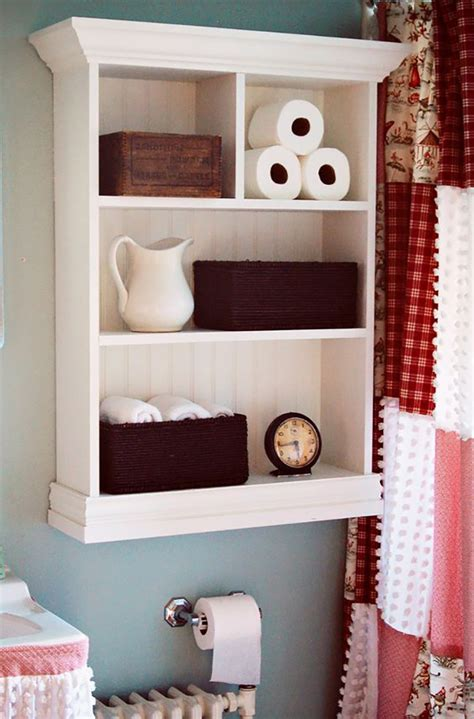bathroom shelf storage 30 best bathroom storage ideas and designs for 2017