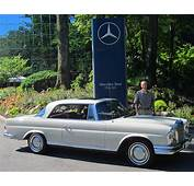 1967 Mercedes Benz 250SE Coupe At 2012 June Jamboree In