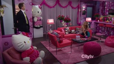 barney stinson wohnung image barneys kittypartment png how i met your