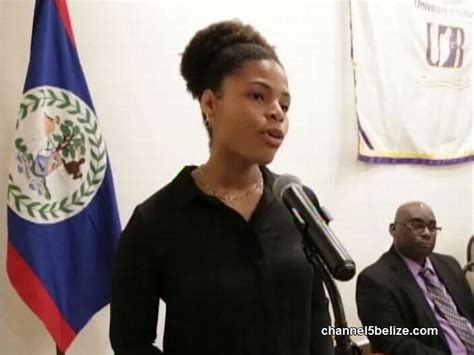 Ub Mba Application by Of Belize Debuts Mba Program Channel5belize