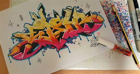 graffiti sketch easy graffiti empire