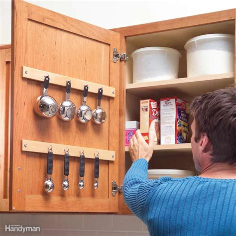 clever kitchen storage ideas quick and clever kitchen storage ideas family handyman