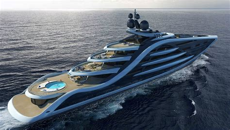 300 Feet To Meters by This Could Be One Of The World S Largest Superyachts Architectural Digest