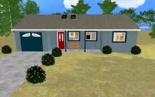 small two bedroom house the new improved a b see 2 bedroom small house plan cozy home plans