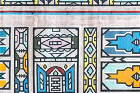 ndebele african border pattern art 2 stock vector ndebele african border pattern art 2 stock photo image
