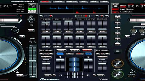 pioneer dj software free download full version 2012 new virtual dj v7 pro skin pioneer ddj v1 v1 0 full