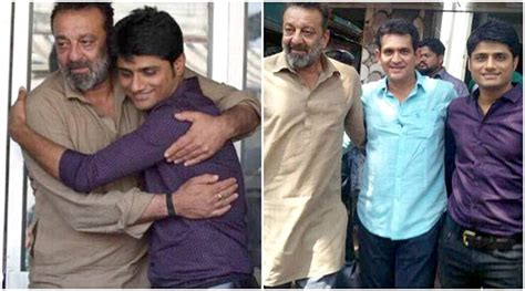 up film emotional check out sanjay dutt gets emotional after wrap up of his