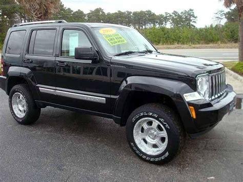 jeep liberty limited  sale  harbinger north