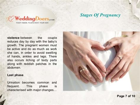 pregnancy stages day by day stages of pregnancy