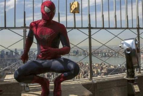 film anak spiderman seperti inilah penakan kostum spiderman di film terbaru