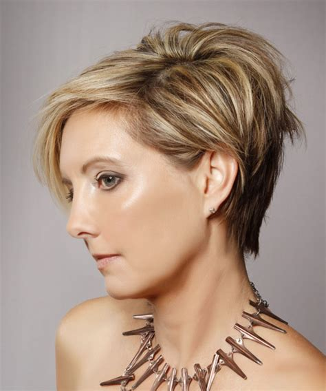 hairstyles for short highlighted blond hair short highlighted hairstyleshelenasaurus