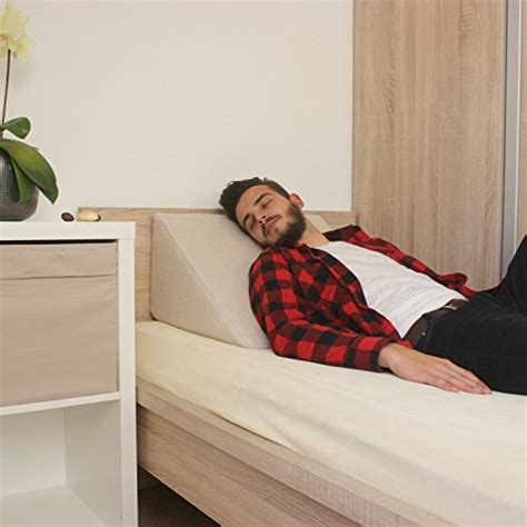 cuscini per la schiena cuneo da letto sostegno per la schiena per letto e divano