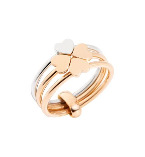 dodo pomellato shop on line rings and earrings dodo official store