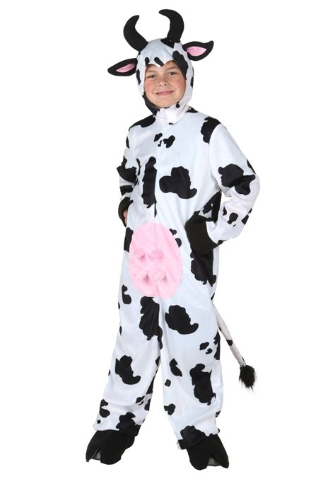 cow costume child cow costume