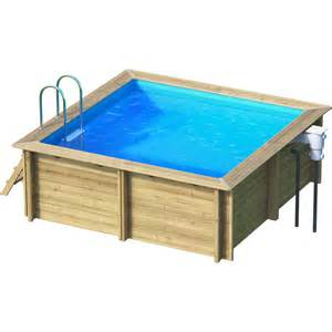piscine hors sol bois piscine hors sol en bois arts et voyages