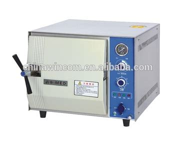 bench autoclave benchtop autoclave 24l table top steam sterilizer tm