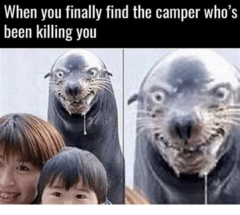 Killing You when you finally find the cer who s been killing you