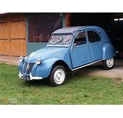 Classic 1960 Citroen 2CV Cabriolet / Roadster For Sale