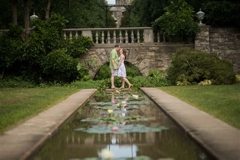 New Jersey Botanical Gardens Wedding Engagement Catherine Matt Nj Botanical Gardens 187 Ben Lau Nyc Nj Wedding Photographer