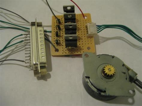 transistor driver stepper motor bridge mosfet images frompo