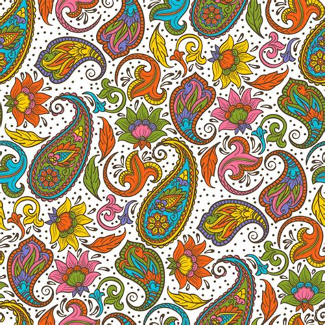 indian pattern svg simple colorful paisley pattern www imgkid com the