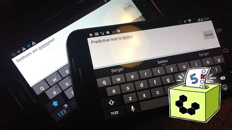 best keyboard android five best android keyboards