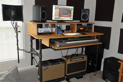 Best Small Mixing Desk Small Recording Studio Desk Small Recording Studio Desk Home Furniture Design Small Recording