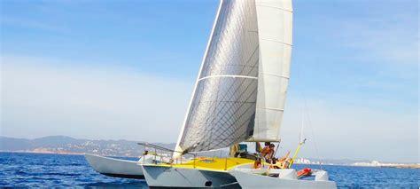 best catamaran trips ibiza sunset trip trimaran ibiza hangloose ibiza
