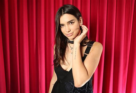 dua lipa x mac interview with dua lipa quot hotter than hell dictated what