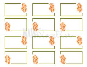 place card printing template 19 printable place cards baby