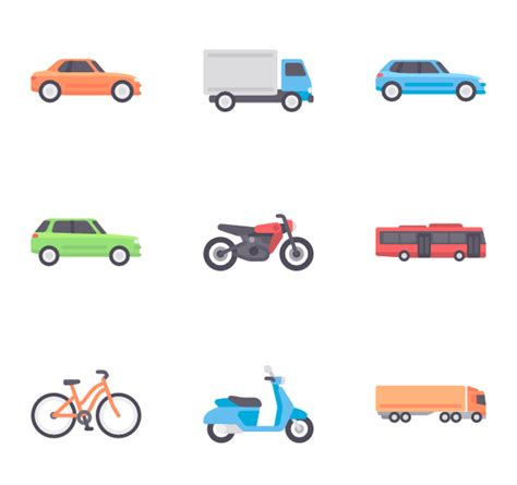 icon design cars car icons 5 929 free vector icons
