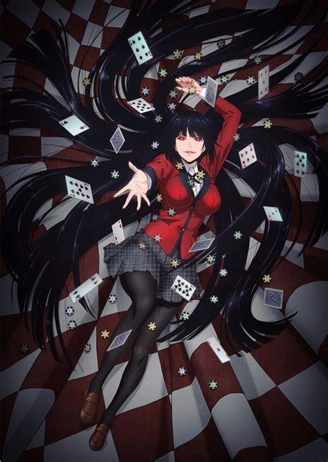 Anime Kakegurui | crunchyroll mappa rolls the bones with quot kakegurui quot tv anime